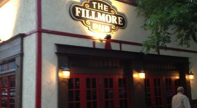Photo of Pub The Fillmore Pub at 1004 E 15th St, Plano, TX 75074, United States