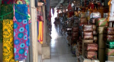 Photo of Arcade Pasar Klungkung at Bali, Indonesia