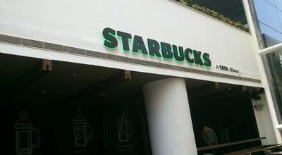 Photo of Coffee Shop Starbucks Coffee: A Tata Alliance at Terminal 1b (arrivals), Chhatrapati Shivaji International Airport, Mumbai 400099, India