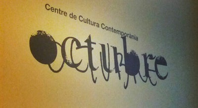 Photo of Art Gallery Octubre Centre de Cultura Contemporània at C/ Sant Ferran, 12, València 46001, Spain