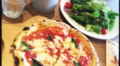 Photo of Pizza Place PIZZA NAPOLETANO CAFE at 兵庫県姫路市駅前町27, Japan
