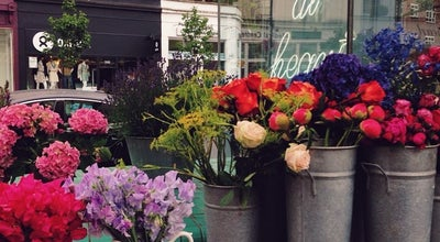 Photo of Flower Shop Wild At Heart at 222 Westbourne Grove, London, Greater London W11 2RH, United Kingdom