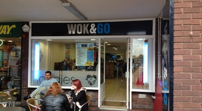 Photo of Chinese Restaurant Wok&Go at 82 Northgate St., Chester CH1 2HT, United Kingdom