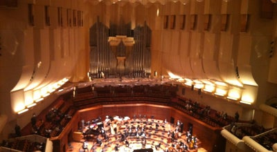 Photo of Concert Hall Loise M. Davies Symphony Hall at 201 Van Ness Ave, San Francisco, CA 94102, United States
