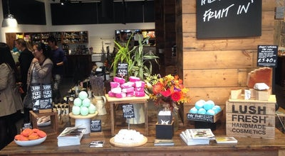 Photo of Cosmetics Shop Lush Spa at 9-11 Whitechapel, Liverpool L1 6DS, United Kingdom