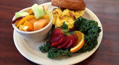 Photo of Breakfast Spot Gingham's Homestyle Restaurant at 1881 Sherman Dr, Saint Charles, MO 63303, United States