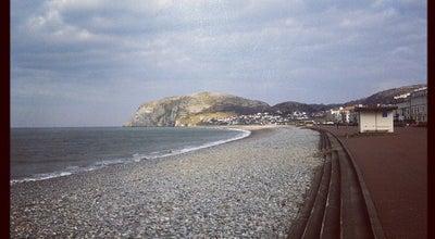 Photo of Beach Llandudno Beach at The Promenade, Llandudno L L30, United Kingdom