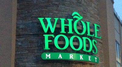 Photo of Supermarket Whole Foods Market at 4501 Market Commons Dr, Fairfax, VA 22033, United States
