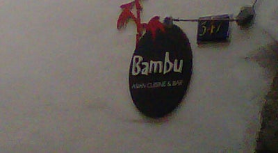 Photo of Asian Restaurant Bambu Asian cuisine & Food at Calle Procuradores 233, Cuzco, Peru