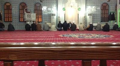 Photo of Mosque Küçükyalı Merkez Cami at Istanbul, Turkey
