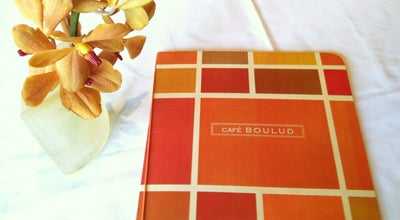 Photo of French Restaurant Café Boulud at 301 Australian Avenue, Palm Beach, FL 33480, United States