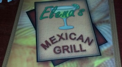 Photo of Mexican Restaurant Elena's Mexican Grill at 2424 Hendersonville Rd, Arden, NC 28704, United States