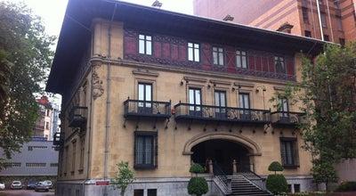 Photo of Historic Site Palacio Ibaigane - Sede Athletic Club de Bilbao at Avda. Mazarredo, Bilbao, Spain