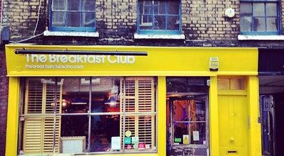 Photo of Breakfast Spot The Breakfast Club at 33 D'arblay St, Soho W1F 8EU, United Kingdom