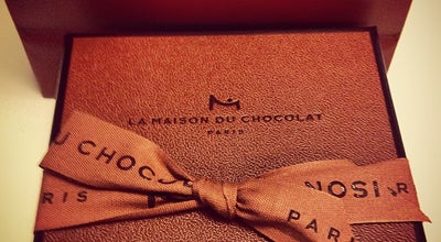 Photo of Chocolate Shop La Maison du Chocolat at Carrousel Du Louvre, Paris 75001, France