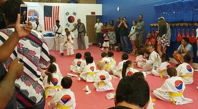 Photo of Martial Arts Dojo Northeast Taekwondo at 3520 12th St Ne, Washington, DC 20017, United States