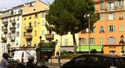 Photo of Plaza Place du Pin at Rue Bonaparte, Nice 06300, France