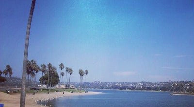 Photo of Beach Mission Bay Park (Playa Pacifica) at 2688 E Mission Bay Dr, San Diego, CA 92109, United States