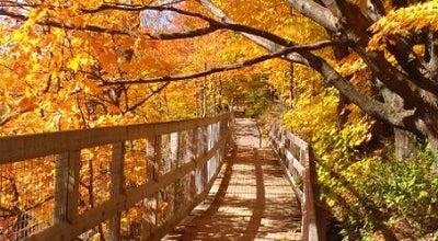 Photo of Trail Parc Lineaire de la riviere St-Charles (Chauveau) at Québec, QC, Canada