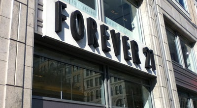 Photo of Clothing Store Forever 21 at 40 E 14th St, New York, NY 10003, United States