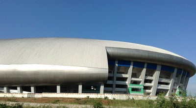 Photo of Soccer Stadium Stadion Gelora Bandung Lautan Api (GBLA) at Jalan Babakan Sayang, Bandung 40136, Indonesia