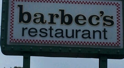 Photo of American Restaurant Barbec's at 8949 Garland Rd, Dallas, TX 75218, United States
