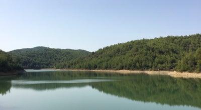 Photo of Lake Yeniköy Barajı at Turkey