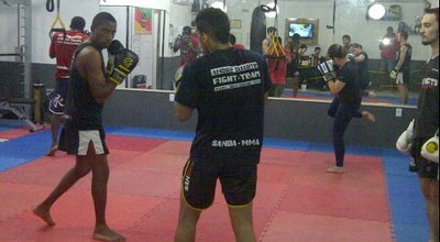Photo of Martial Arts Dojo ADFT at R. Dos Maias, 406, Porto Alegre, Brazil