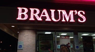 Photo of Burger Joint Braum's Ice Cream & Dairy Store at 2909 Old Shawnee Rd, Muskogee, OK 74403, United States