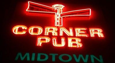 Photo of Bar Corner Pub Midtown at 2000 Broadway, Nashville, TN 37203, United States