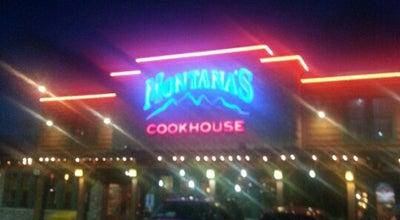 Photo of Steakhouse Montana's at 2890 Major Mackenzie Dr. E, Markham, ON L6C 1J6, Canada