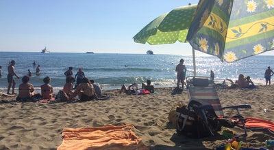 Photo of Beach Dune Di Forte Dei Marmi at Forte dei Marmi, Italy