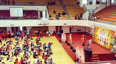 Photo of Basketball Court 新竹市體育館 at Taiwan
