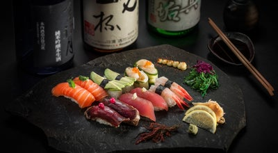 Photo of Sushi Restaurant East West - Sushi, Grill, Lounge at Engelbrektsgatan 8, Örebro 702 12, Sweden