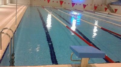 Photo of Pool YTÜ Kapalı Yüzme Havuzu at Yıldız Teknik Üniversitesi Davutpaşa Kampüsü, İstanbul, Turkey