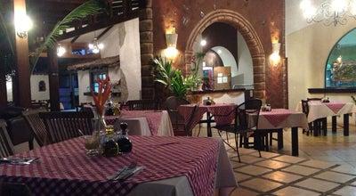 Photo of Italian Restaurant Anch'io at 350 Mts Oeste De La Iglesia Católica, Fortuna, Costa Rica