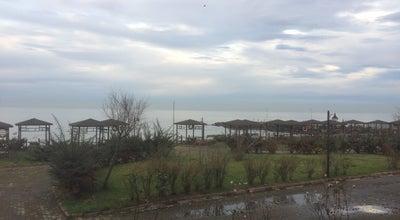 Photo of Beach Dilektaşı Tatilköyü Plajı at Adacık, Beşikdüzü 61100, Turkey