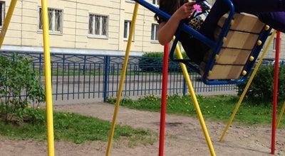Photo of Playground Детская площадка at Ул.брянцева 15, Saint Petersburg, Russia