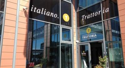 Photo of Italian Restaurant Trattoria Aukio at Lutakonaukio 10, Jyväskylä 40100, Finland