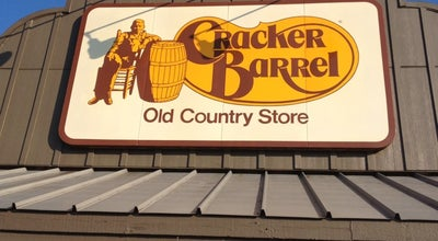 Photo of American Restaurant Cracker Barrel Old Country Store at 4350 East Southport Road I-65 & Southport Road, Indianapolis, IN 46237, United States