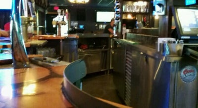 Photo of Burger Joint Brass Taps at University Center, Guelph, ON, Canada
