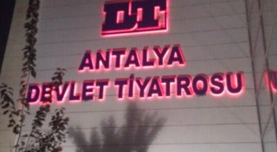 Photo of Theater Antalya Devlet Tiyatrosu at Haşim İşcan Kültür Merkezi Sahnesi, Muratpaşa, Turkey