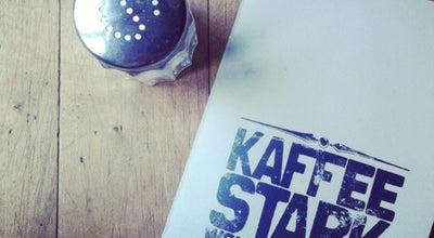 Photo of Cafe Kaffee Stark at Wohlwillstr. 18, Hamburg 20359, Germany