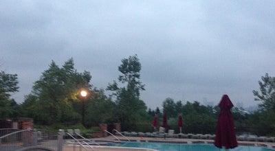 Photo of Pool Port Liberte Pool at 50 Aurora Pl, Jersey City, NJ 07305, United States