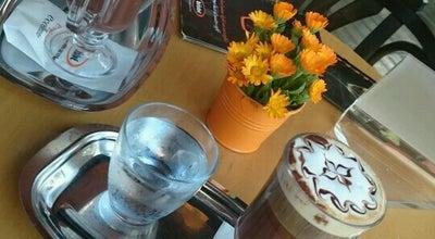 Photo of Coffee Shop La Strega espresso bar at Jane Sandanski 12/4-003, Skopje 1000, Macedonia