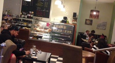 Photo of Coffee Shop Café Blend at Orion, Birmingham B5 4AA, United Kingdom