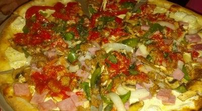 Photo of Pizza Place Grimaldi's Pizzeria at 411 Washington St, Hoboken, NJ 07030, United States