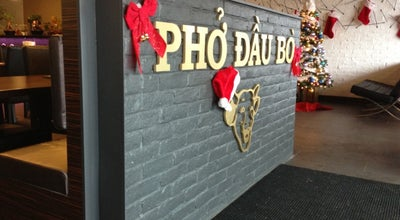Photo of Vietnamese Restaurant Pho Dau Bo at 830, Hamilton, On L9C 3A4, Canada