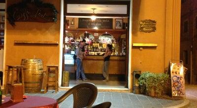 Photo of Wine Bar Caffè del Teatro at Piazza Della Repubblica, 10, Jesi 60035, Italy