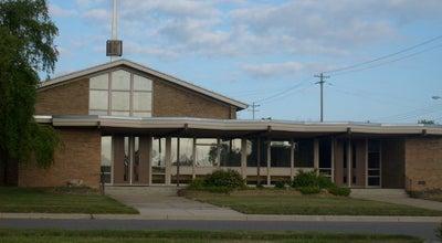 Photo of Church Grace United Methodist Church at 1900 Boston Blvd, Lansing, MI 48910, United States